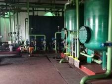 东北亚能源储备公司换热站