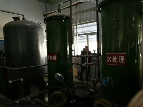 循环式水泵、水处理工程