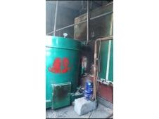 6吨燃煤锅炉改造