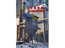 富洋洗浴1吨热水锅炉布袋除尘器