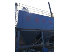 蛟河粮食烘干塔4吨布袋除尘器