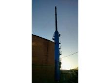 明城亚泰水泥13吨脱硫塔