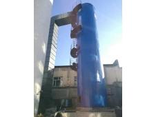 磐石市三星供热20吨脱硫塔1