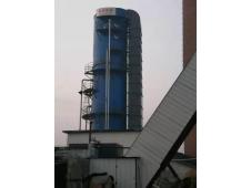 烟筒山太阳供热40吨脱硫塔